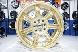 Velg Racing Ring 16x7 HSR SIAK Buat Mobil Baleno, Esteem, Ignis, Jazz