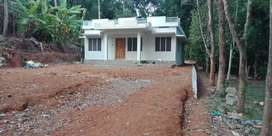 3 BHK House in 7.5 cent in Beautiful Location at Pampakuda