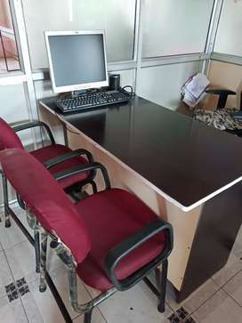 full furniture ready office for sale or rent call for details.
