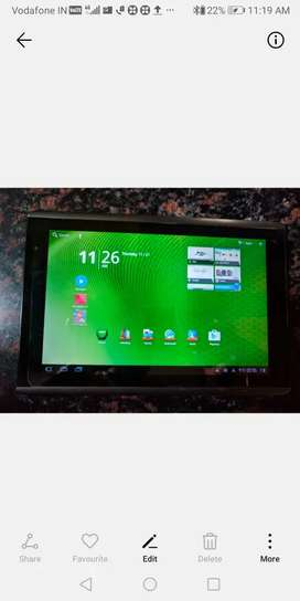 Acer tab sale or exchange  4g mobile