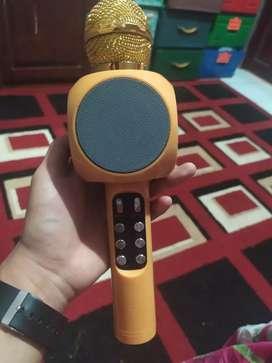 Mic karaoke bluethooth