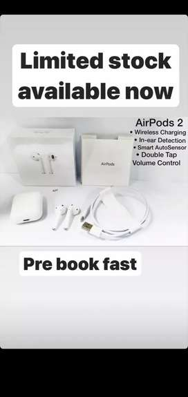 Airpods available