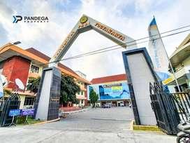 Tanah SHMP Cocok Kost, Usaha Tepi Jalan Raya di Jl. IKIP PGRI Bantul