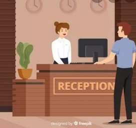 Vodafone hiring for recepcionist