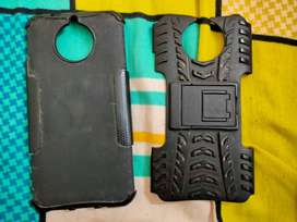 Thick rugged rubbered Mobile Case for Moto G5s Plus