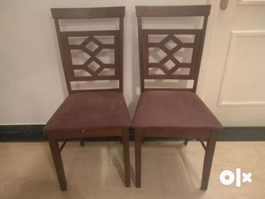 Two Dining Chairs 0