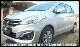 Suzuki Ertiga Diesel Hybrid Solar innova Irit 2018/2017 MT1,3 BE Cakep