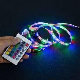 LED Remote Control Colorful RGB - Limboo