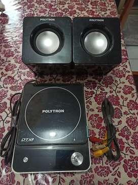 DVD player polytron