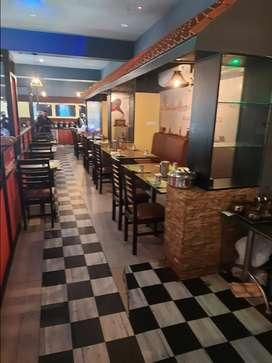 Service person, waiter required for AC restaurant in Annanagar chennai