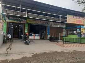 Ruko 1 Lantai (ready up 2 lantai)