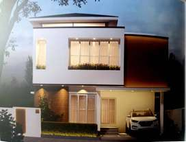 1200 sq ft ,3 bhk, Newly launched project at Puthencruz