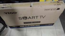 "Vigo LED TV 50"" 4K smart uhd"