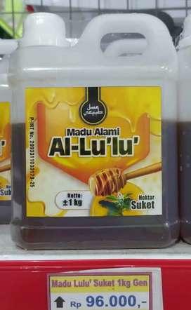 Madu Lu'lu' nektar suket 1kg