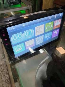 Bluetooth Tv Dekglass DHD-4300 FULLGLASS MIRRORLINK PLUS PASANG