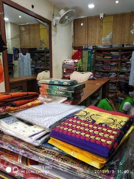 Urgent Sale of Entire Stock of Ladies Garments (Furniture free)