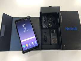 SAMSUNG GALAXY NOTE 8 WITH GREAT WORKING PROCESSOR