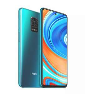 NEW SEALED:Redmi Note 9 Pro Max (Aurora Blue, 6GB RAM, 128GB Storage)