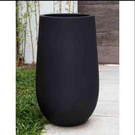 Pot Bunga Marmer Terrazzo Cengkareng