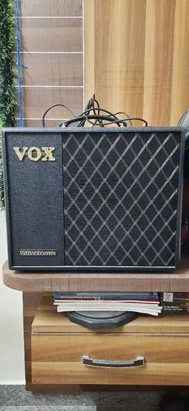 Vox Valvetronix 40 available for purchase