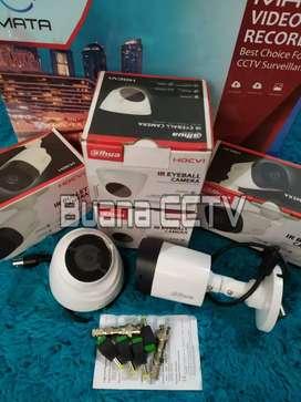 FREE PASANG CCTV PAKET MURAH MERIAH KUALITAS TERJAMIN