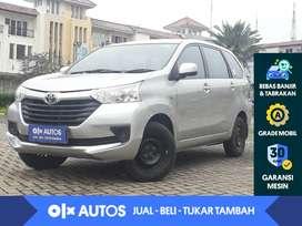 [OLXAutos] Toyota Avanza 1.3 E A/T 2015 Silver