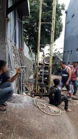 Jasa service dan pembuatan sumur bor Bandung