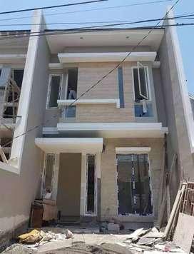 Rumah Manyar Tirtoasri Surabaya Timur Baru Gress Minimalis SHM MURAH