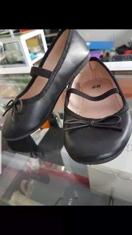 Sepatu  Balet Anak Cewe merk H&M size 27