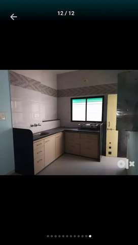 2BHK MAIN ROAD TOUCH SAMIFURNISHED TENAMENT FOR RENT NEW SAMA ROAD