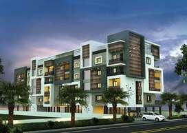 2,3BHK flats in Akashwani,