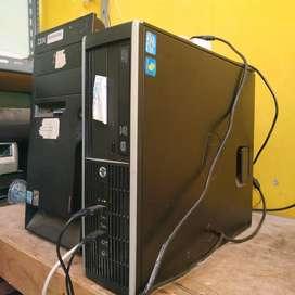 PC Render dan Gaming Intel Core i3 mini komputer merk HP