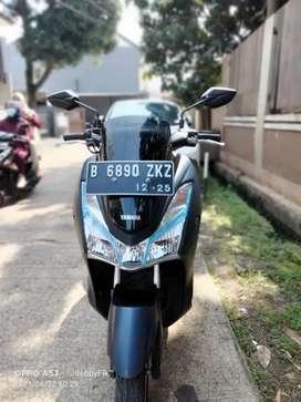 Yamaha Lexi S tahun 2018 good condition