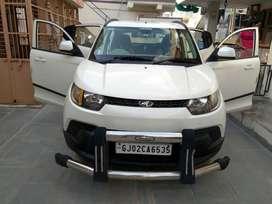 Mahindra KUV 100 2016 Diesel Well Maintained