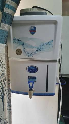 3 year old Kent Ace RO and water purifier