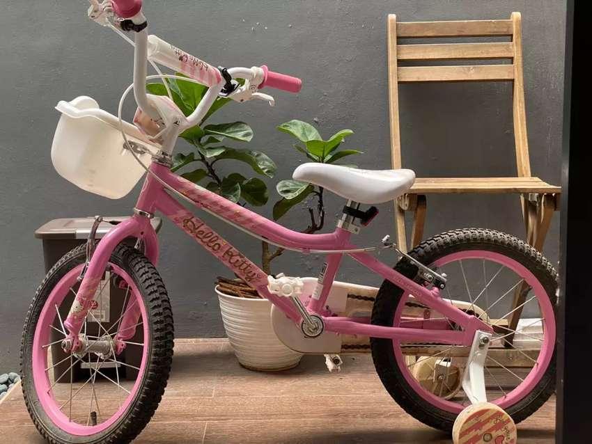 Sepeda Polygon Hello Kitty 0