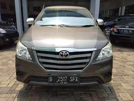Toyota kijang Innova E M/T