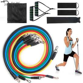 Resistance Bands, Exercise Workout Bands	We will be you, fitness leade