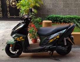 Sale Yamaha Ray-ZR Bs-4 Scooty only 43k.