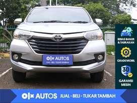 [OLX Autos] Toyota Avanza 1.3 G M/T 2016 Silver