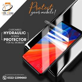 Hydrogel sheet (For All Mobiles)