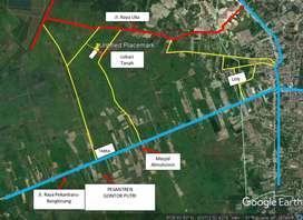 Jual Tanah Kapling Rimbo Panjang, Tambang, Kampar, Riau