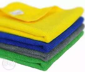 Car cleaning microfiber cloth 380 GSM