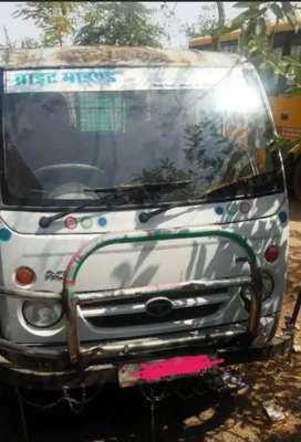Tata magic taxi