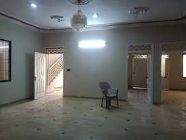 Gulshan-e-maymar sector R 240 sq yrds ground+1 available for rent