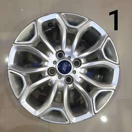 Velg ford ecosport titanium ring 16 pcd 4x108
