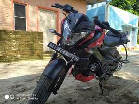 NS160,all papers are ok,my financial problems so I sell it immediately