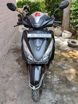 Well Condition scooty and well maintained