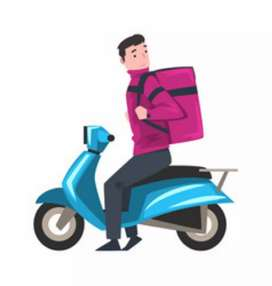 Urgent required food Delivery boys in Kothagudem