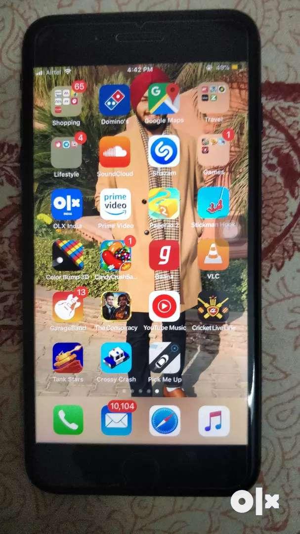iPhone 7 plus 128 GB Matte Black 0